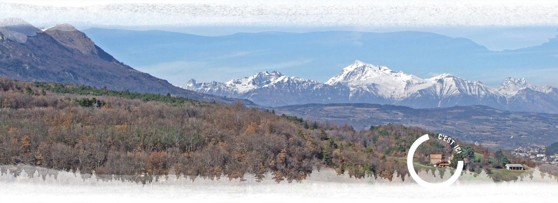 gite de groupe dans les hautes alpes